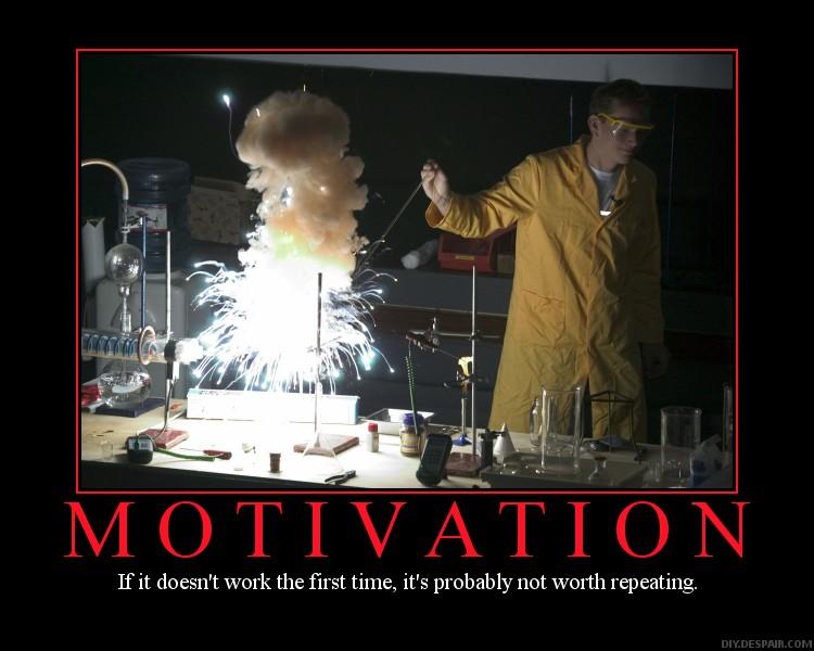 Everyday Scientist 187 Motivators